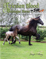 Friesian Blood Horse Magazine
